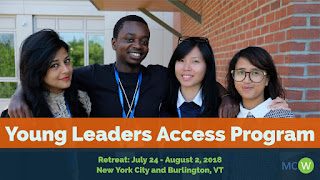collegeforbes.com MCW Global Young Leaders Access Program 2019 in USA
