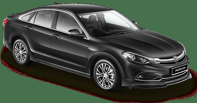 Malaysia Gunakan Mobil Nasional Proton Perdana Untuk Kendaraan Dinas Menteri