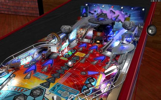 Stern Pinball. Arcade Star Trek