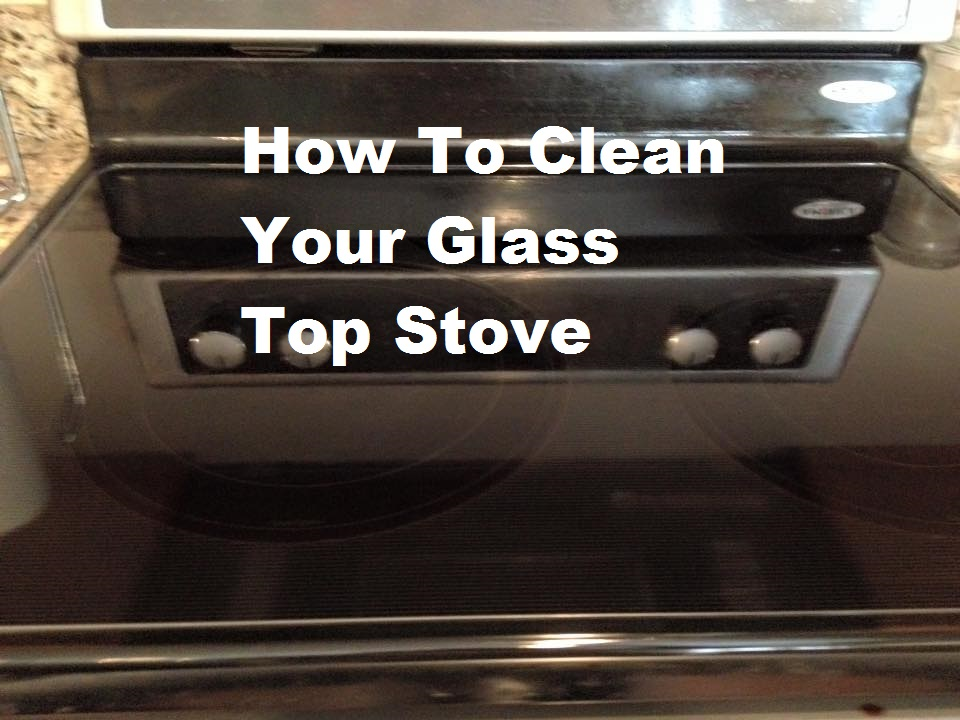 Emmafrancisathome how to clean your glass stove top How to clean top of oven