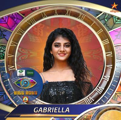 Gabriella Charlton is the eleventh contestant