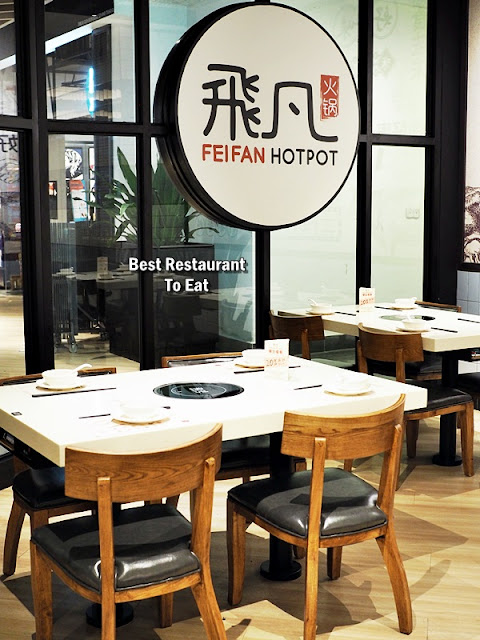 FEI FAN HOT POT SUBANG JAYA SS15 Courtyard Steamboat Buffet