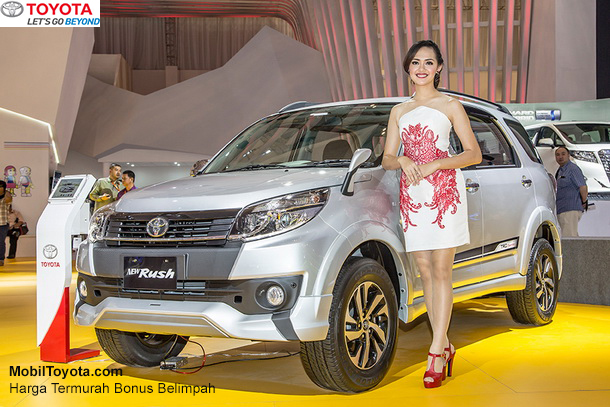 Harga Mobil Toyota New Rush di Jakarta Tangerang Serang Depok Bekasi