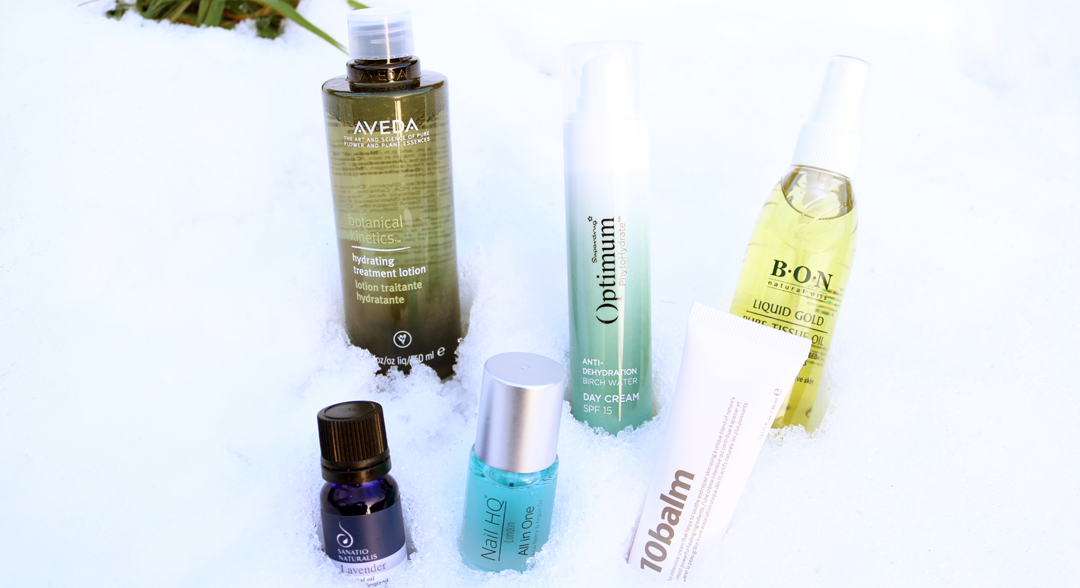 Winter Skincare Saviours