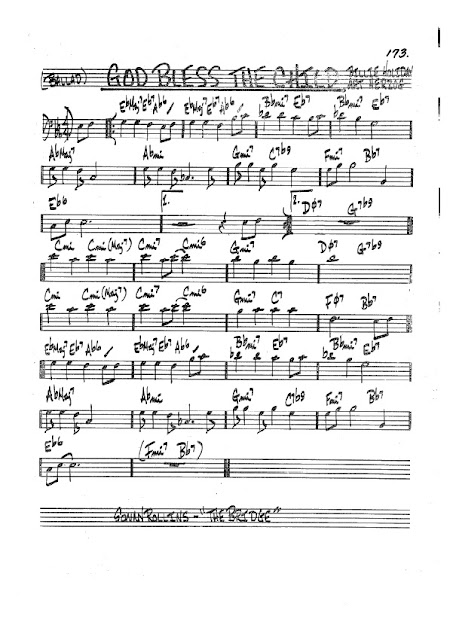 Partitura Violonchelo Billie Holiday