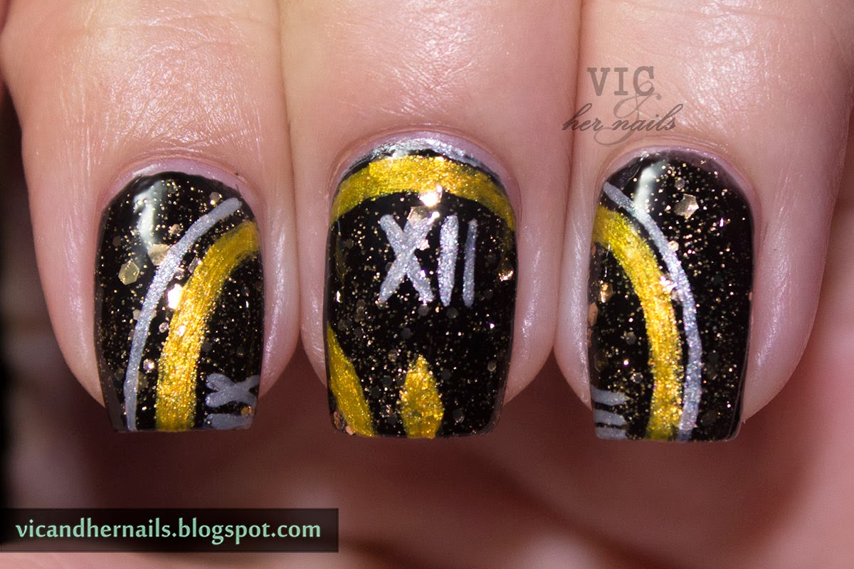 Vic and Her Nails: Christmas Winter Challenge Day 8 - New ...