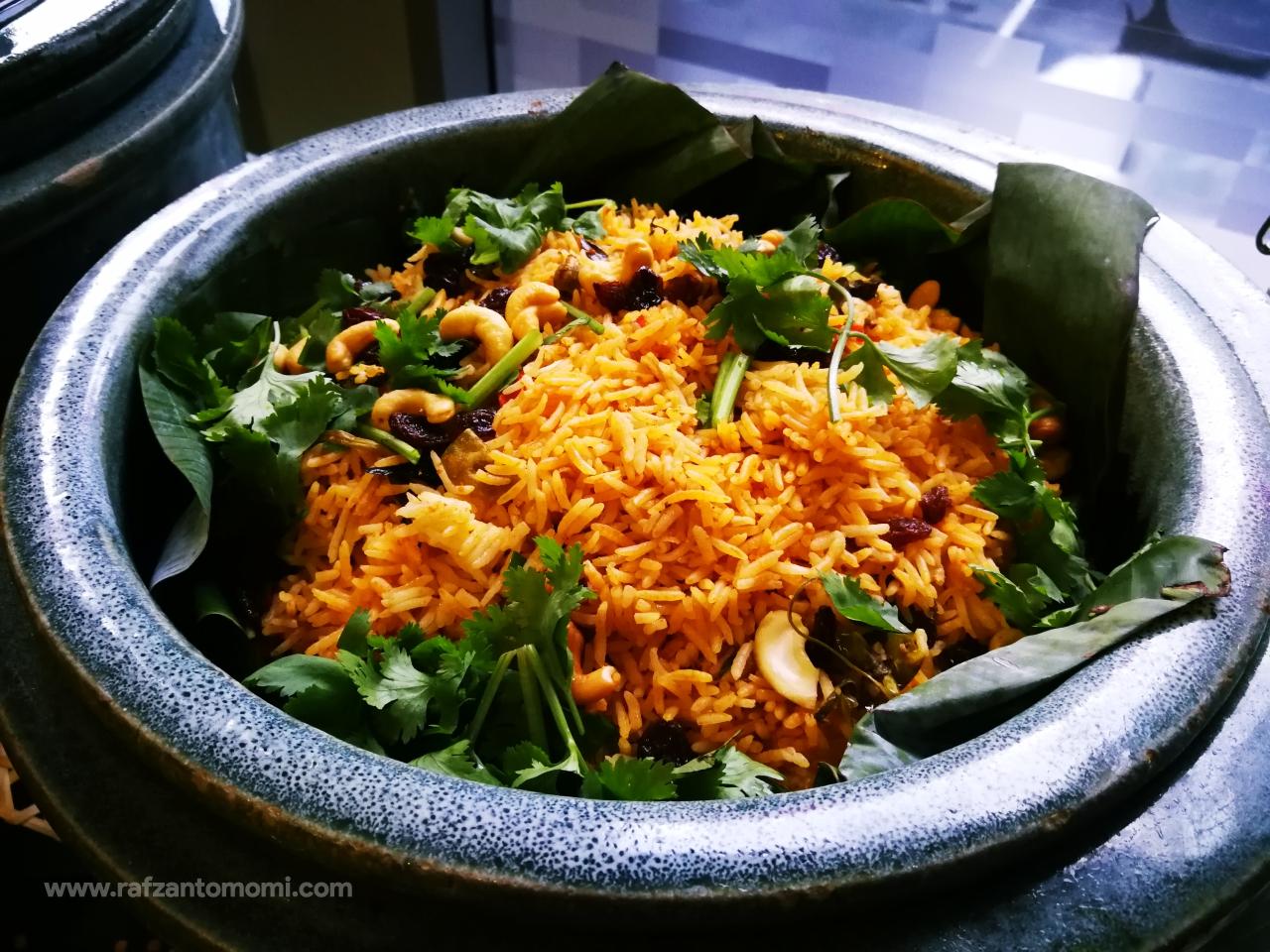 Rasai Kepedasan Masakan Dari India, Sepanjang November Ini Di Aloft Kuala Lumpur Sentral