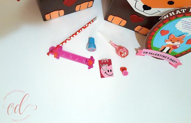 Fun Foxy Valentine's Day Goodie Bags   Kids Crafts   Valentine Ideas   DIY   Gift Ideas