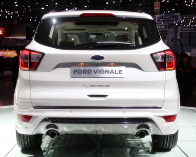 2017 ford kuga vignale concept uk review auto review. Black Bedroom Furniture Sets. Home Design Ideas