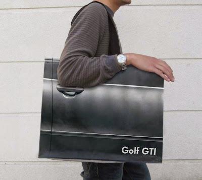 diseño de bolsas creativas e ingeniosas