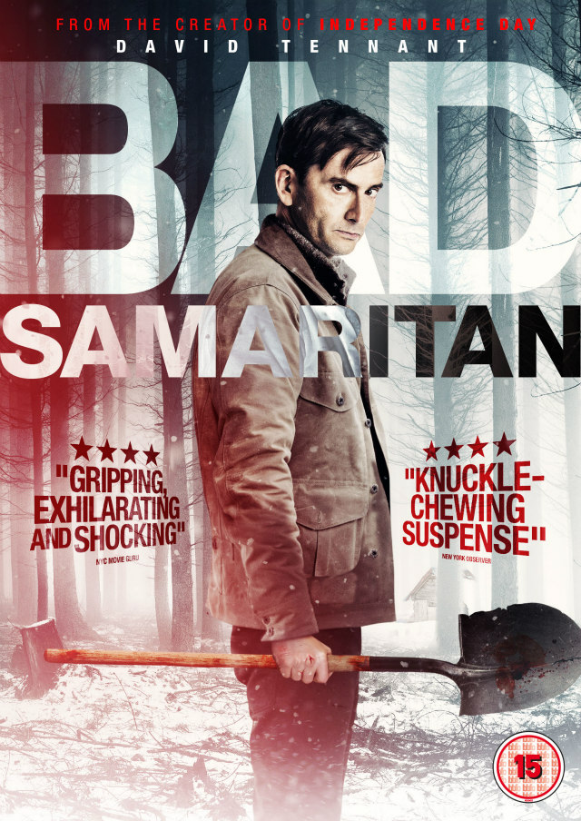 BAD SAMARITAN dvd