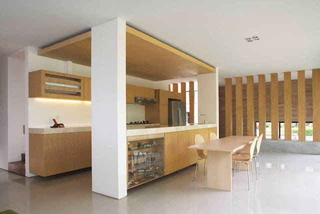 Meskipun Dapur Terlihat Luas Jika Kurang Memberikan Kenyamanan Maka Perlu Mendekor Ulang Desain Interior Dapur Minimalis