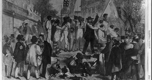 Sklaverei in den USA