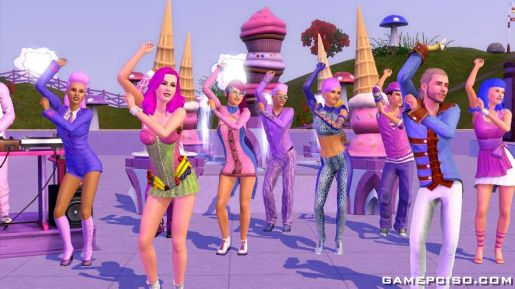 The Sims 3: Katy Perry's Sweet Treats | The Sims …