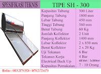 """pemanas air mandi atau water heater PT . ANEKA SARANA GRAHA Jl . Raya Sapan No . 94 Gedebage , Bandung - Jawa barat Hotline : 0813.2179.5520 / 0878.2172.6170 Aneka Sarana Graha adalah distributor tunggal pemanas air mandi atau water heater Energi matahari """" Solarheat Waterheater """". Dengan pertimbangan pemenuhan kebutuhan mandi air panas yang menjadi prioritas utama di semua kalangan,sehingga dengan produk yang canggih dan ramah lingkungan """" SOLARHEAT """" water heater menjamin keperluan mandi air panas setiap hari nya dengan menggunakan teknologi yang tepat dan pemanfaatan sumber daya alam yang melimpah di bumi indonesia. Dengan sistem Aman , Ekonomis , SOlarheat adalah jawaban yang tepat untuk anda , karena : - Tidak ada biaya listik ( karena air panas yang di hasil kan untuk mandi dari pemanasan matahari    sampai 65 derajat ) jadi tidak ada budget bulanan dan jauh dari resiko kesetrum atau kebocoran    energi karena SOLARHEAT memakai energi matahari .       - Praktis dalam penggunaan nya , karena tinggal puter - puter keran air panas maka selalu tersedi tidak kuatir    kehabisan air panas atau energi penghasil panas air mandi       Bijaklah dalam segala hal , bila ada teknologi yang menjamin KEAMANAN , EFISIENSI , & RAMAH LINGKUNGAN..karena produk yang tepat adalah jaminan kepuasan .      Hotline : 0813.2179.5520               0878.2172.6170 https://www.facebook.com/Waterheatermatahariindonesia-186028595181656/?fref=ts      Harga unit sudah termasuk pengiriman dan pemasangan,PEMBAYARAN setelah unit terpasang.....Harga negoitaible....garansi 5 th...    Kenyamanan adalah prioritas utama dalam pemenuhan mandi air panas setiap hari keluarga anda....Tanpa harus membayar tagihan di setiap pemakaian nya & tanpa ragu adanya resiko dari penggunaan nya,sangat efisien,ramah lingkungan,praktis.    ALASAN MEMILIH PENGGUNAAN SOLARHEAT WATERHEATER : 1.Prestisius    SOLARHEAT di rancang dengan desain yang prestisius,mencitrakan kemewahan dan tahan terhadap segala cuaca. 2.Effisiens"""