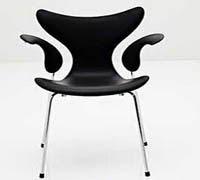 Silla de diseño Arne Jacobsen