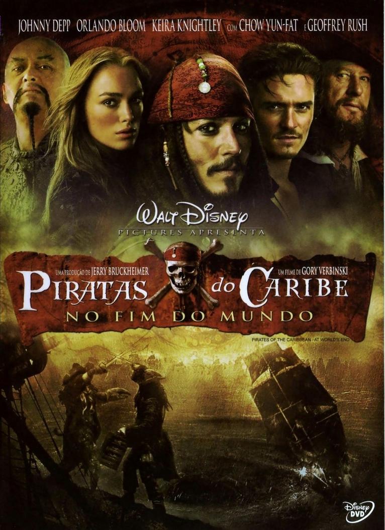 Baixar Piratas do Caribe 3: No Fim do Mundo