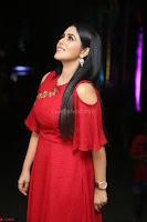 Poorna in Maroon Dress at Rakshasi movie Press meet Cute Pics ~  Exclusive 117.JPG