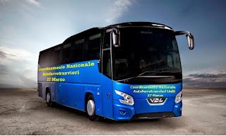 Risultati immagini per coordinamento nazionale autoferrotranvieri uniti 27 marzo