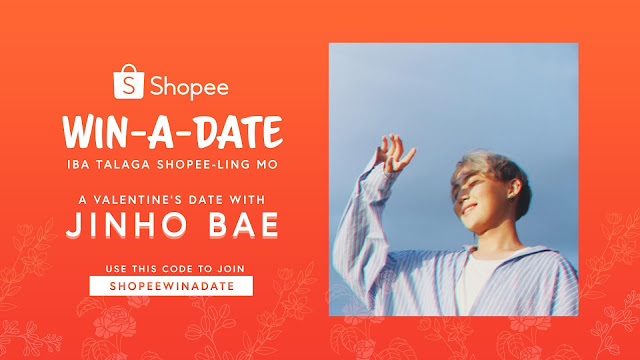 Shopee Win a Date