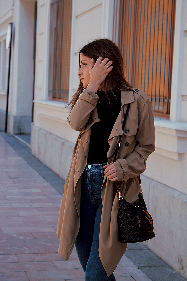 trench look blog moda