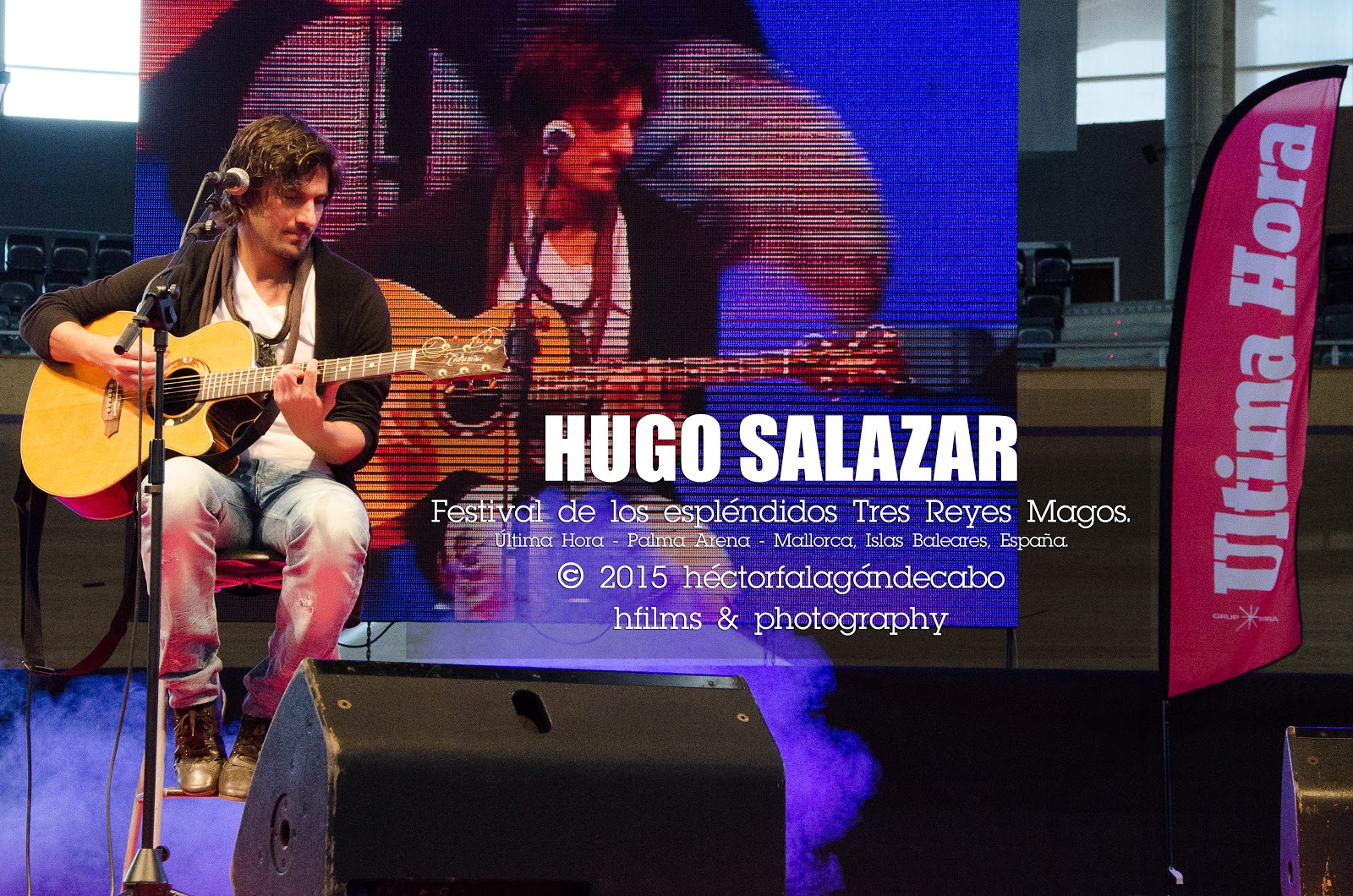 Hugo Salazar - Festival de los espléndidos Tres Reyes Magos. Fotografías por: Héctor Falagán De Cabo / hfilms & photography.