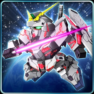 Download SD GUNDAM STRIKERS Mod APK v1.5.5 Terbaru High Damage