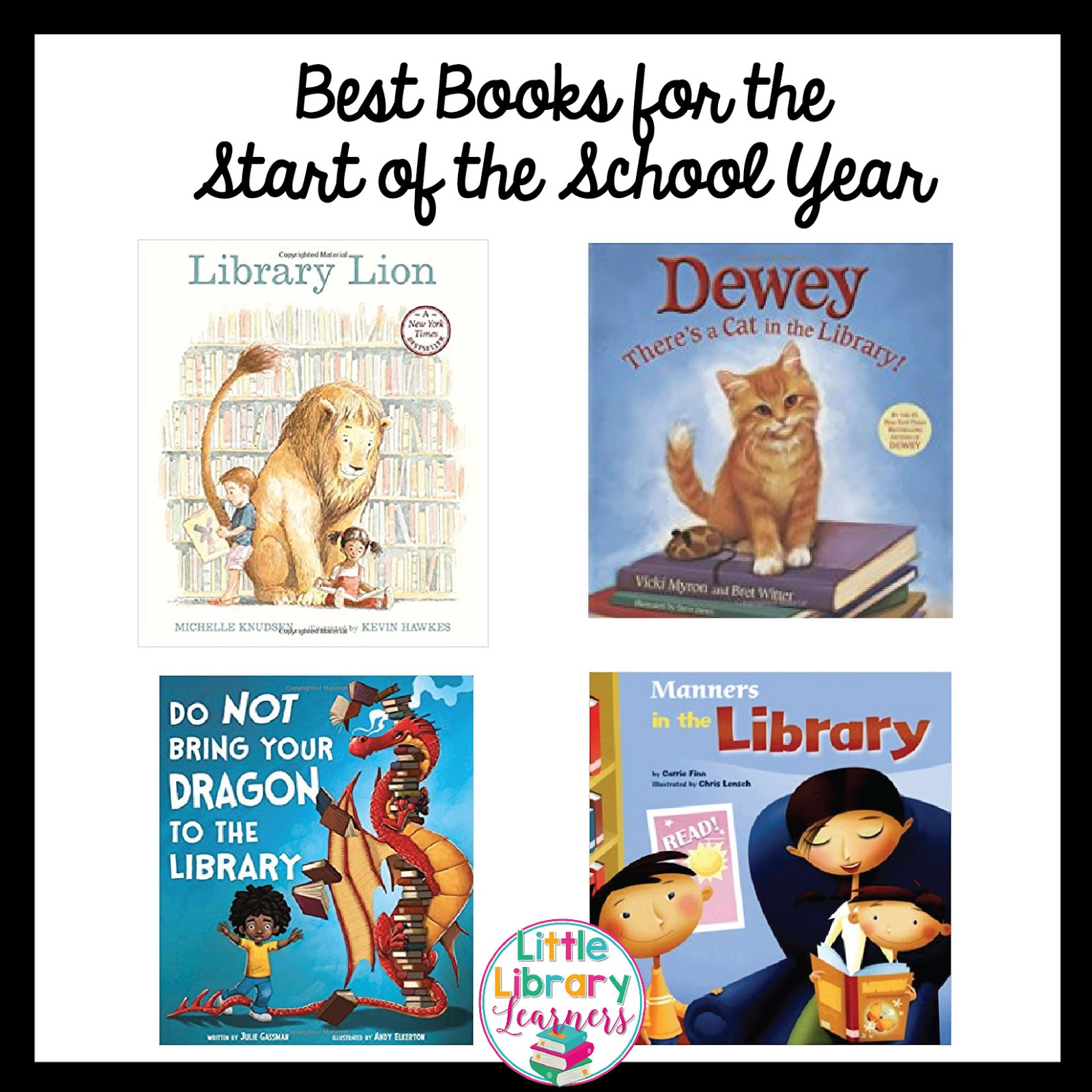 I Like To Begin The School Year By Sharing Books About Library In General Also Throw Some Orientation Type Topics Including How
