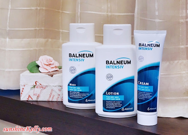 Balneum Intensiv, Skin Solution, Very Dry, Sensitive, Eczema Skin