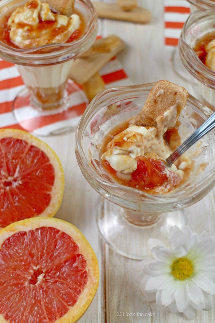 postre-con-pomelo, verrines, grapefruit-dessert, vasitos-de-pomelo-y-mascarpone