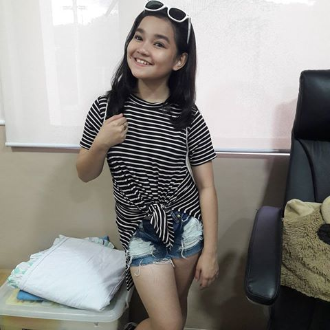 Time Flies: Look How Pretty The Former Child Actress Xyriel Manabat Is Now