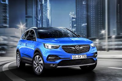 Νέο Opel Grandland X