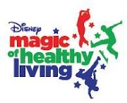 HEALTHY MAGIC FROM DISNEY  FOR  HEALTHY  LIVING