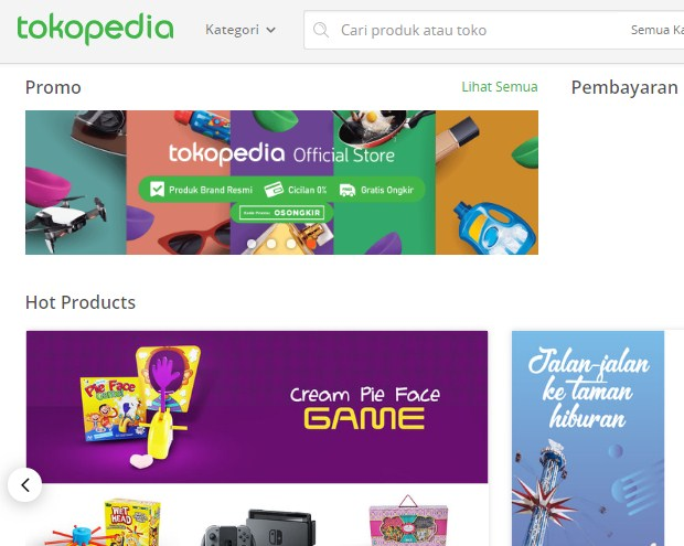 Call Center Tokopedia