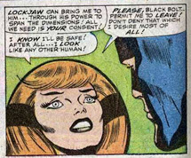 Fantastic Four 61 Inhumans Lee Kirby