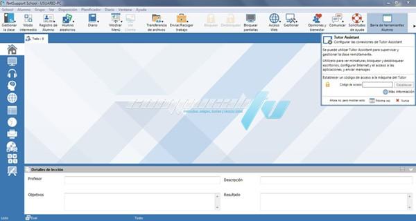NetSupport School Professional Versión 14.00.2 Español
