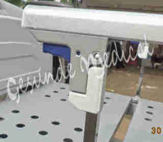 pengunci siderail ranjang acare hcb m0032