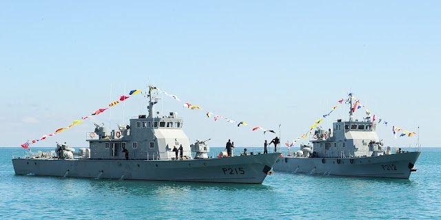 Image Attribute: The Jaco class is a class of two patrol boats operated by the Timor Leste Defence Force's Naval Component. The boats were built in China to the Type 062 class gunboat (also known as the Shanghai II class) design. The two boats are named Jaco and Betano and were commissioned into East Timorese service in late June 2010.