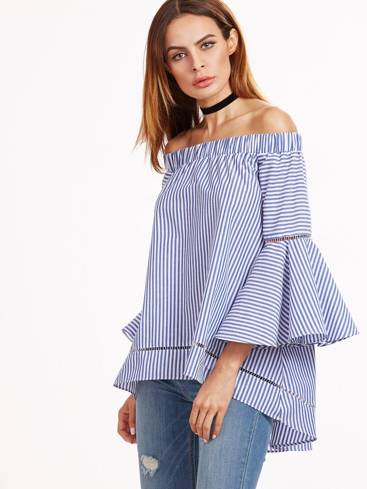 cheap off shoulder tops