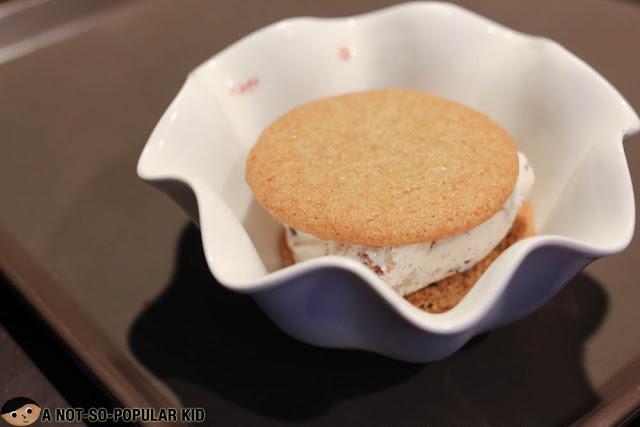 Sandwich Frost of Caffe Ti Amo