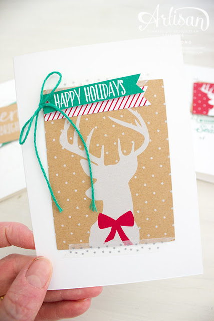 Hello December Christmas Card 5 ~ Susan Wong