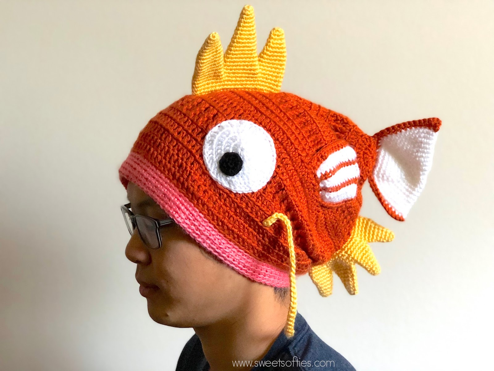 After seeing him sport the Magikarp hat so well 69f100a45c4