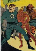 Fantastic Four 11 Impossible Man