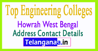 Top Engineering Colleges in Howrah West Bengal