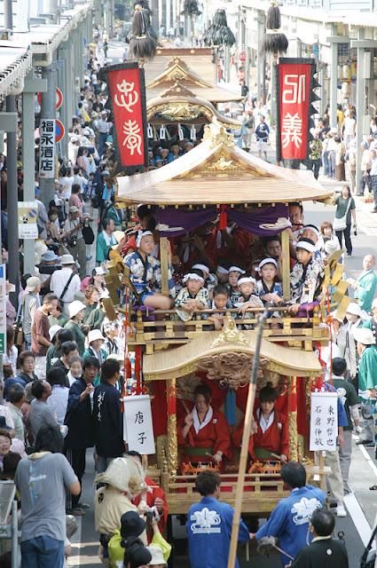 Hoze Matsuri, Hachiman-jinja Shrine and others, Obama, Fukui