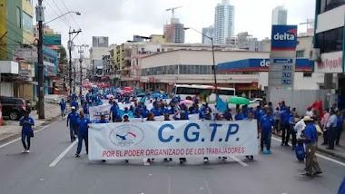 La CGTP Participó Activamente de la Jornada en Conmemoración de la Gesta de Chicago este 1 de Mayo del 2017