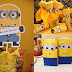 Ideas para decorar tu fiesta con Minions
