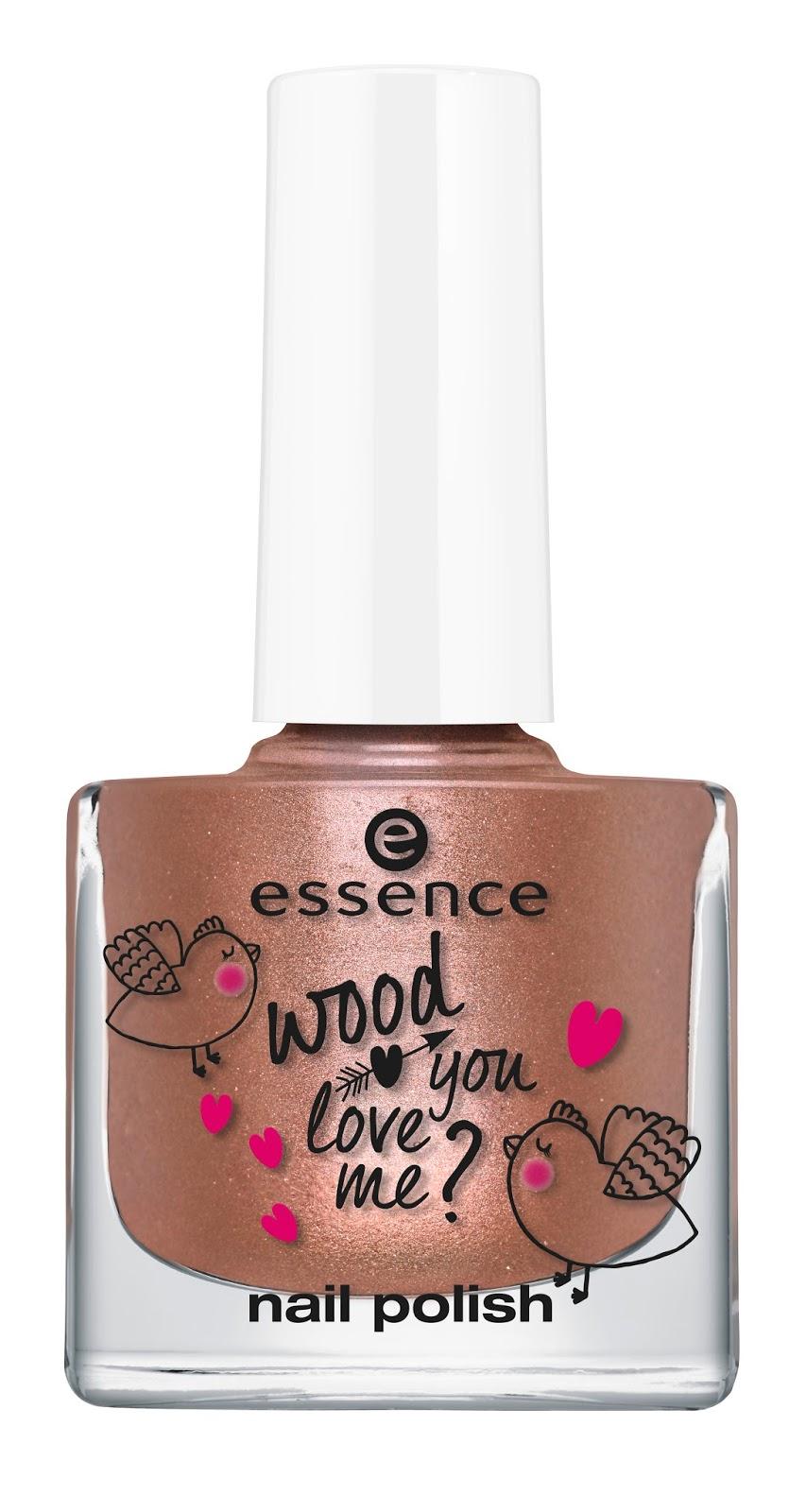 Polish Me Perfect: [LE Vorschau] Essence 'wood You Love Me'