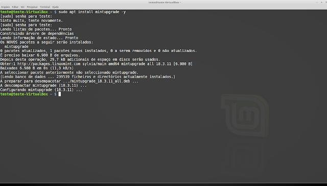 Veja Veja como atualizar o seu Linux Mint com segurança da versão 18.3 para a 19