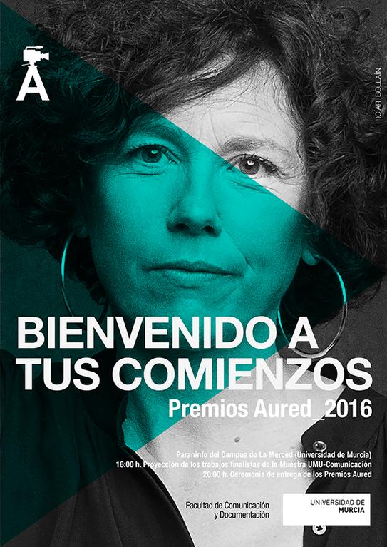 Premios Aured 2016.